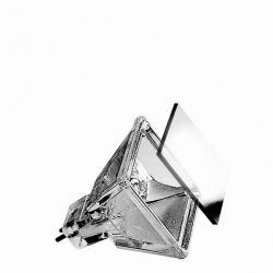 Żarówka halogenowa Paulmann Quadro 12V GU5,3 20W srebrna