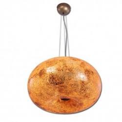 Lampa wisząca Lis Appa złota 2124Z