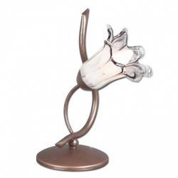 Lampka biurkowa Lis Charlotte miedź 1195B