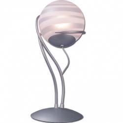 Lampa biurkowa Lis Globi satyna 0549B