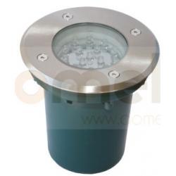 Lampa najazdowa okrągła 15 LED Eco-Led ciepła 9970...