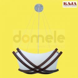 Lampa wisząca regulowana Kaja K-MD6473-3A-WN wenge...