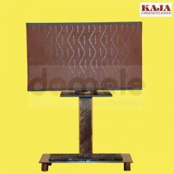 Lampa stołowa Kaja K-1624 zamsz wenge...