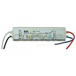 Transformator MTL wodoodporny IP67 15W...