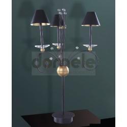Lampka stołowa Italux Miranda 3 x 20W
