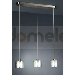 Lampa wisząca Massive Honeggo G9 3 x 40W...