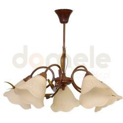 Lampa wisząca Aldex Listek 5 x 60W...