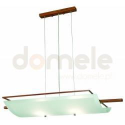 Lampa wisząca Aldex Drewno 6 x E14...