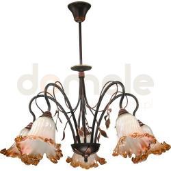 Lampa wisząca Aldex Roma 5 x E27...