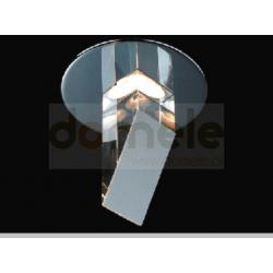 Oprawa halogenowa Italux Oczko szklane GU10 1 x 50W...