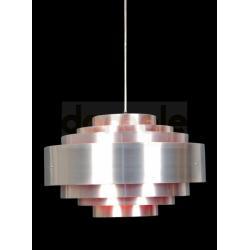 Lampa wisząca  Italux Jack 1 x 60W satynowo purpurowa...