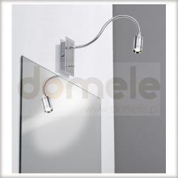 Kinkiet nad lustro Paulmann Zylindro LED 1 x 3W chrom...