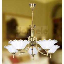 Lampa wisząca Italux Miyah 5 x 60W...