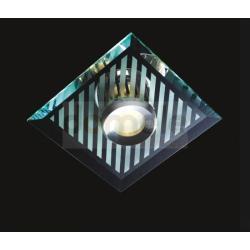 Oprawa halogenowa Italux Beam kwadratowa 1 x 40W...
