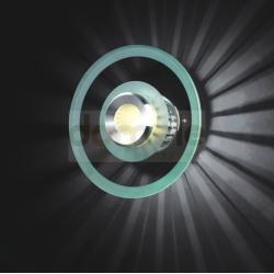 Oprawa halogenowa Italux Beam okrągła 1 x 40W...