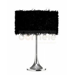 Lampka stołowa LampGustaf Rya 40W czarna...