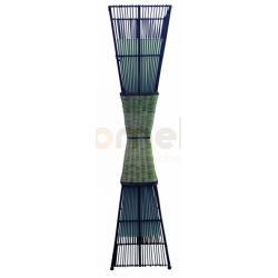 Lampa podłogowa Reality Bamboo 2 x E27...