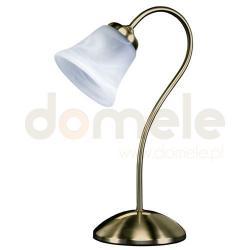 Lampka stołowa nocna Reality Livia E14 patyna...