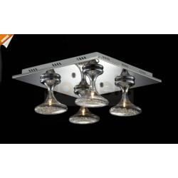 Plafon Italux Nueve 4 x G4
