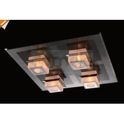 Plafon Italux Zed 4 x G9
