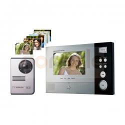 Zestaw wideodomofonowy kolorowy Hyundai HAC-307NM/HCC-701