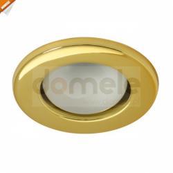 Sufitowa oprawa punktowa Kanlux RAGO DL-R39-G złota