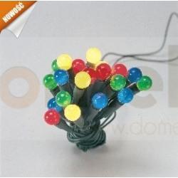Lampki choinkowe Markslojd Pearl 50SP kolorowe 8837-090