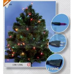 Lampki choinkowe wewnętrzne Rum-Lux LW-100G