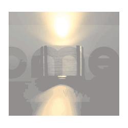 Kinkiet LED Elkim 2x1W LWA101