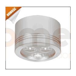 Lampa sufitowa LED Elkim 3x1W LDC303