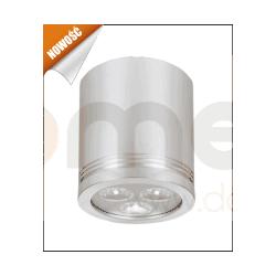 Lampa sufitowa natynkowa LED Elkim 3x1W LDC304