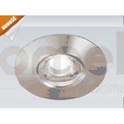 Lampa sufitowa wpuszczana LED Elkim 1x1W LDC027