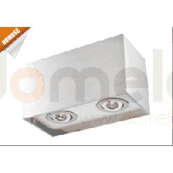 Lampa sufitowa natynkowa LED Elkim 2x3W 3200/6000K LBL002...
