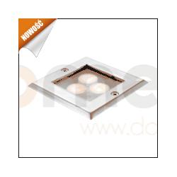 Lampa zewnętrzna LED Elkim 3200/6000K 3x3W ODL031...