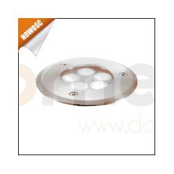 Lampa zewnętrzna LED Elkim 3200/6000K 5x3W ODL033...