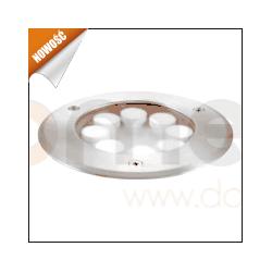 Lampa zewnętrzna LED Elkim 3200/6000K 8x3W ODL034...