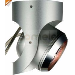 Lampa sufitowo-ścienna Elkim 1x35W 8088/SL...