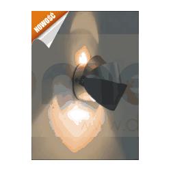 Lampa ścienna Elkim 35W 8074 F fioletowa...