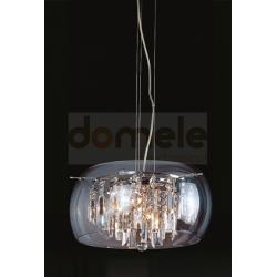 Lampa wisząca Italux Crystal Ring 8 x 20W - DARMOWA WYSYŁKA!!!...