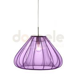 Lampa wisząca Markslojd Tennesse E27 60W fioletowa 102902...