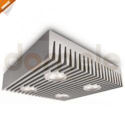 Plafon Philips Ledino 4x7,5W LED 69067/87/16...