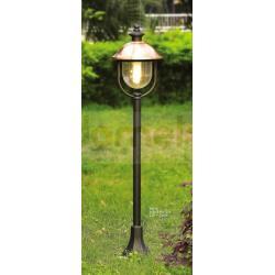 Lampa ogrodowa stojąca Italux Rimini duża 1 x 100W...