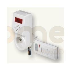 Dzwonek bezprzewodowy (dla słabo słyszących) Elektrobock BZ3-1S...
