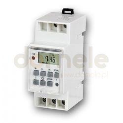 Cyfrowy programator czasowy na szynę DIN Elektrobock CS4-16...
