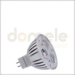 Żarówka LED Paulmann Powerline 3x1W GU5,3 światło dzienne 6400K 28040...