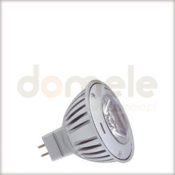 Żarówka LED Paulmann Reflektor 1W GU5,3 ciepła barwa 3200K 28038...
