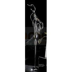 Lampa stojąca Italux Swan chrom ML8098-6A - DARMOWA WYSYŁKA!!!...
