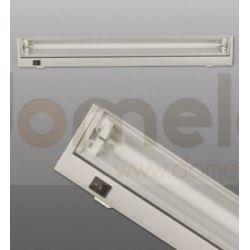 Oprawa podszafkowa ścienna Brilux ARIBA W24 6400K srebrna...
