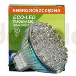 Żarówka 36 LED Eco-Led MR16 60st ciepła 70lm 9338...