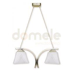 Lampa wisząca Lemir Lori satynowa O1402 SAT ...